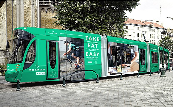 take eat easy tram